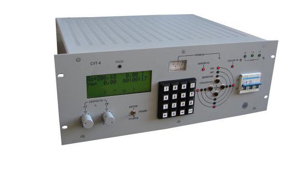 Система управления (СУ7-4) зеркальной антенной диаметром 7м (типа БАУ-7)