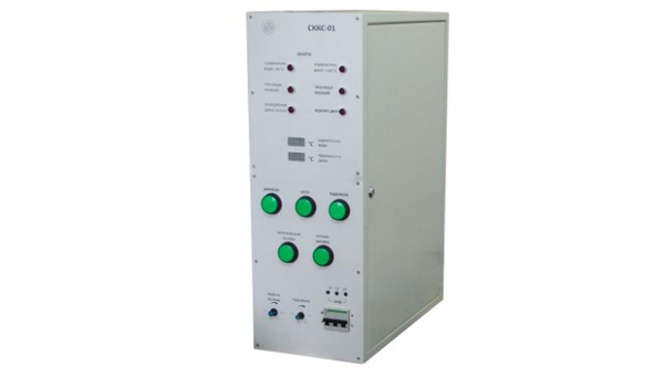 The Control systems of solid fuel boiler SKKS-01